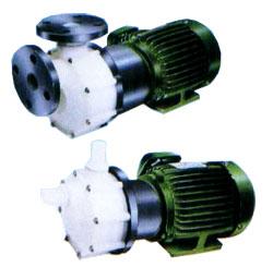 自吸式MT系列無軸封耐酸鹼化工泵浦