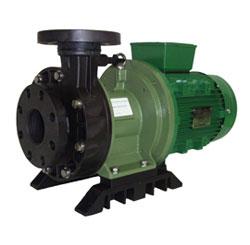 TME系列無軸封耐酸鹼化工泵浦